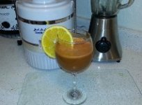 Kim Evans Super Power Vegetable Juice